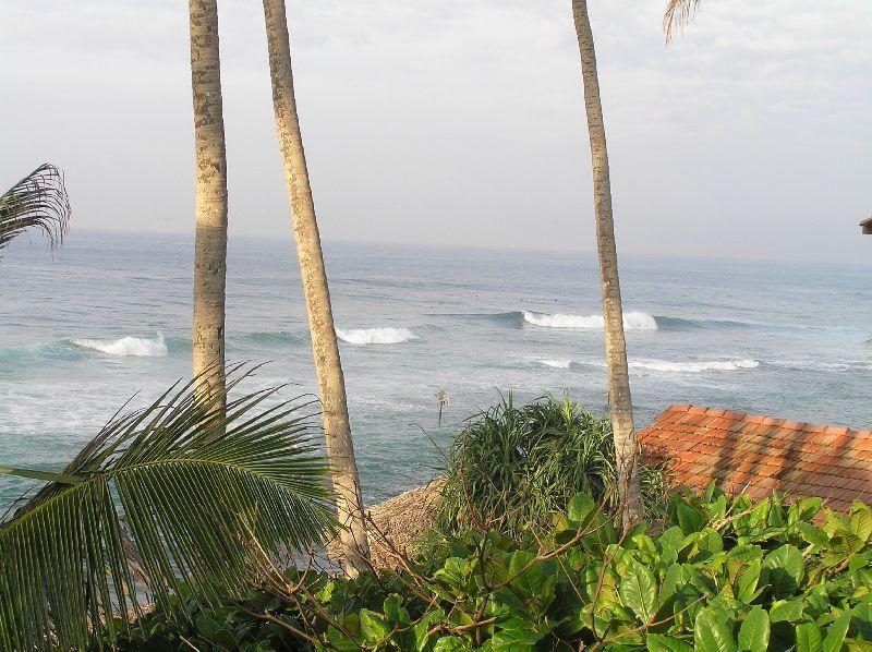 view vom Balkon
