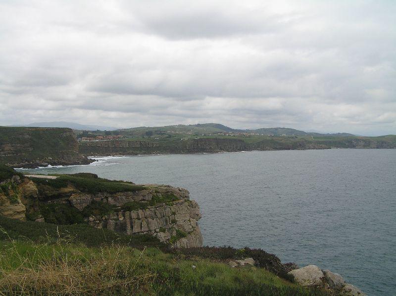 Coastline of Portugal