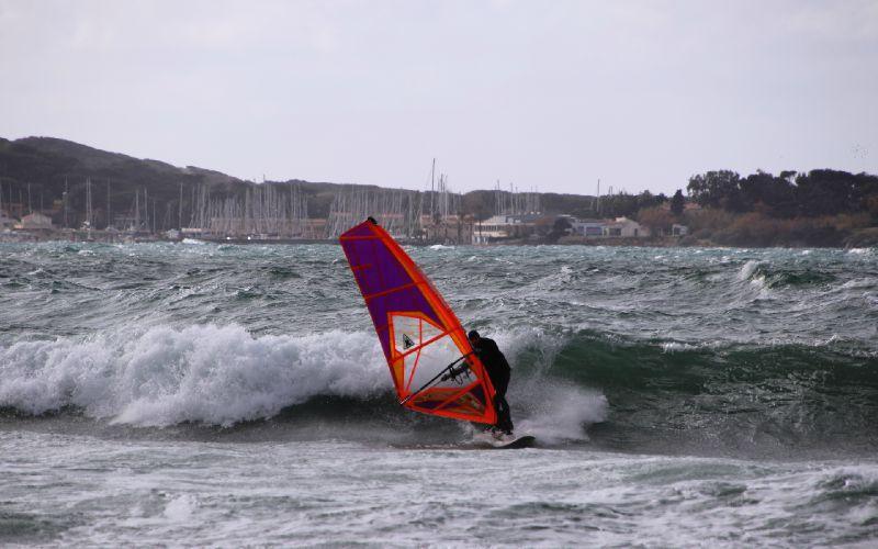 Coudoulière Beach