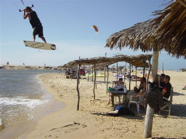 fly high in brasil