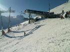 Wenig Wintersportler: Start vom Schabell