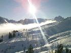 Der Nebel kroch langsam den Berg empor...